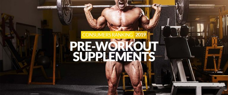 The best pre-workouts – Ranking 2019 NEW!!!