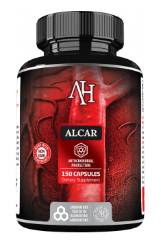 Get energy and motivation with ALCAR !