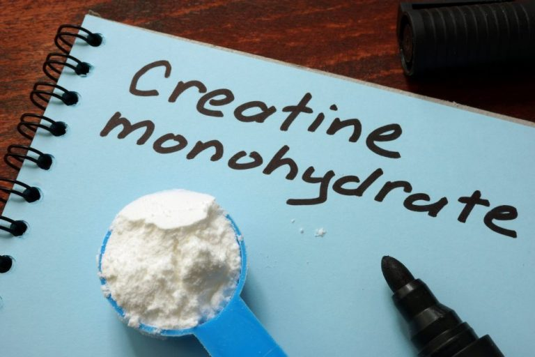 Creatine Monohydrate for better training effects