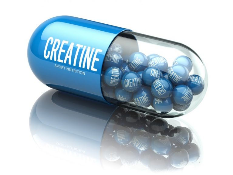 Creatine – ATP and anabolism