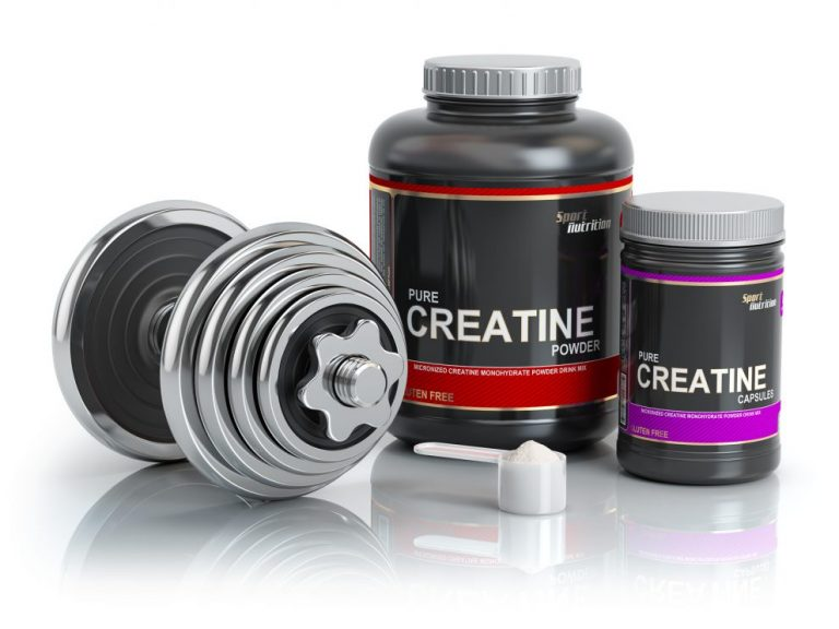 Creatine hydrochloride – increasing muscle strength