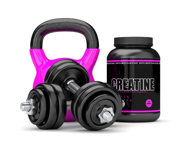 Creatine phosphate – a source of energy for muscles