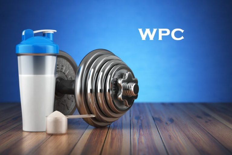 WPC – whey protein concentrate