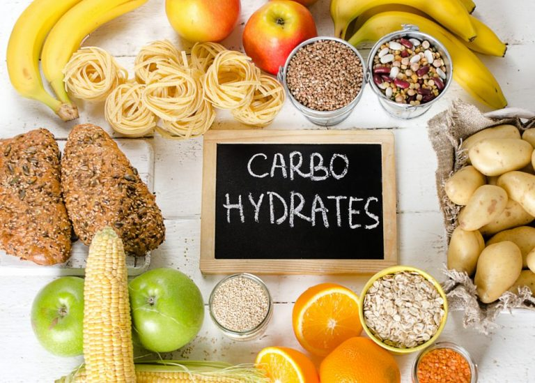 Carbohydrates – training support