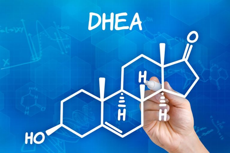 DHEA – a hormone in tablets