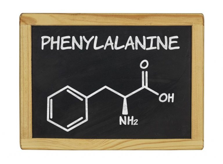 Phenylalanine – support for dopamine production