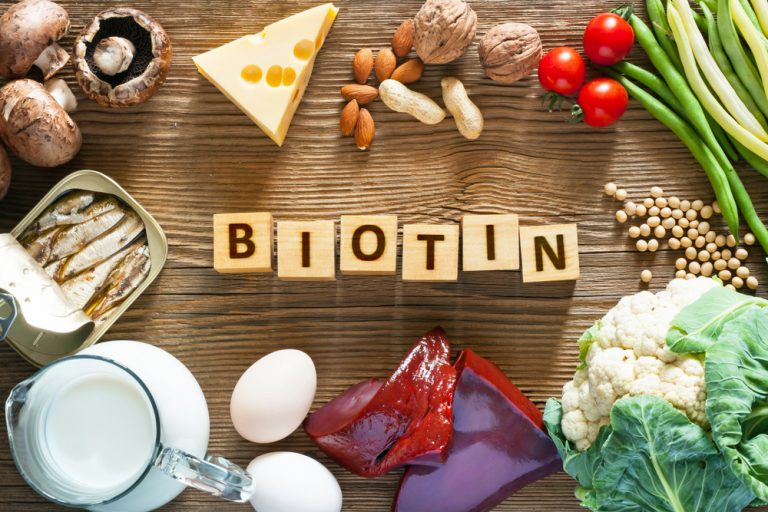 Biotin – 7 health benefits