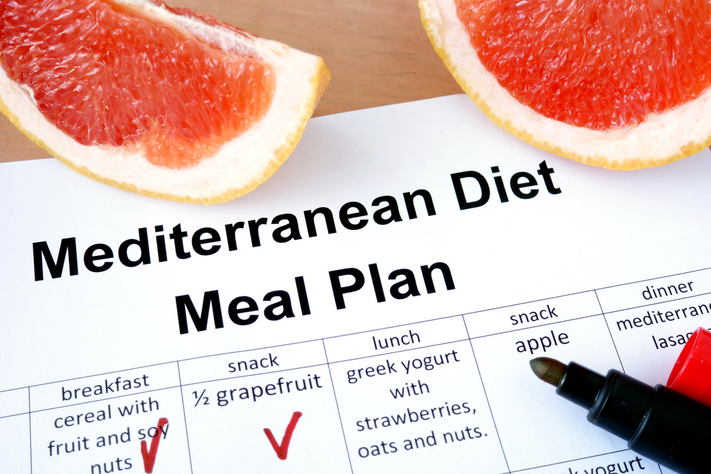 Remember to plan the mealn plan at the start of the diet. Try to stick to it strictly!