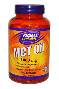 MCT Oil from NOW Foods it's optimal way to provide more MCT to our organism!