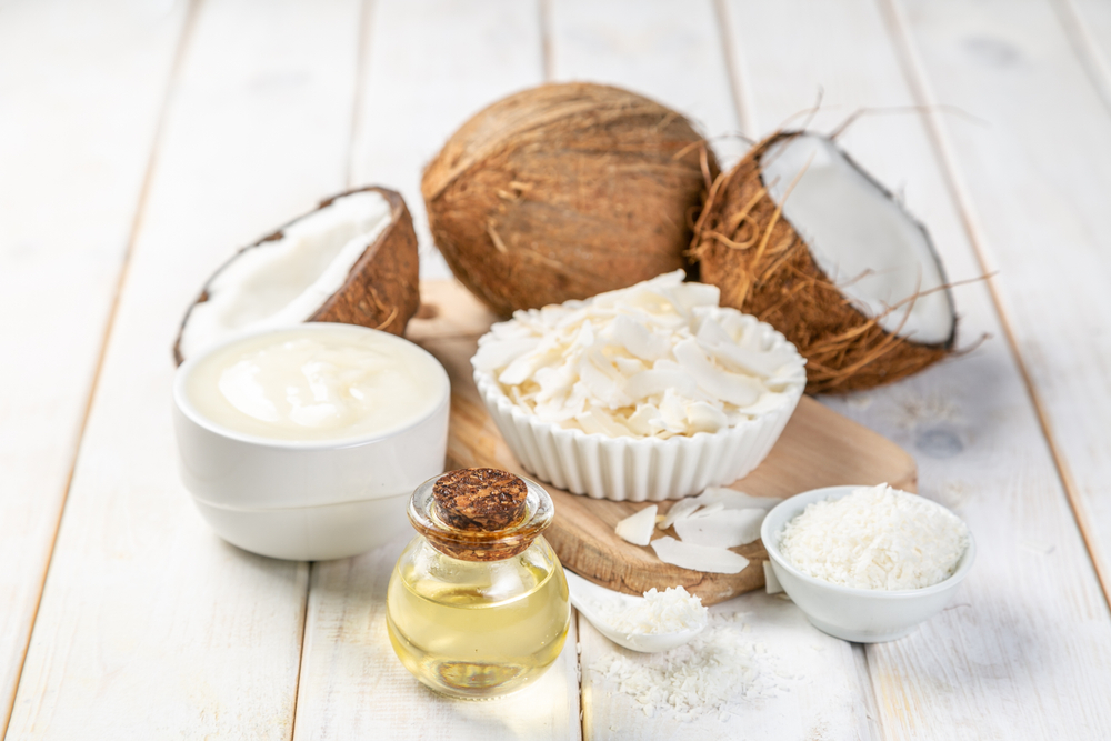 The most popular source of MCT is coconut and its preserve!