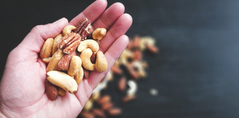 Nuts – learn about their health properties