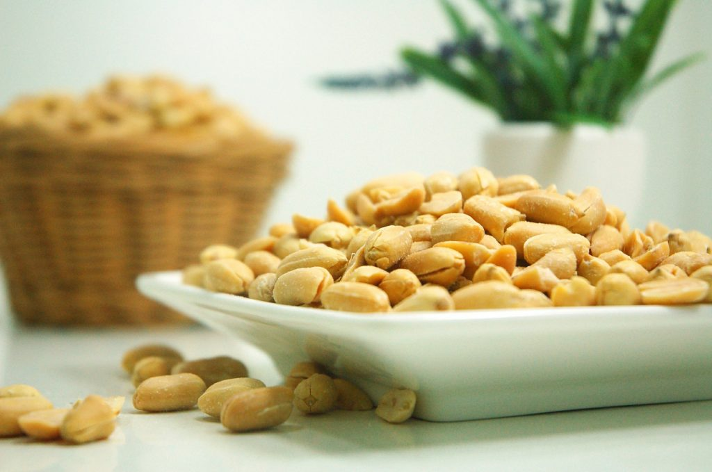 Peanuts (even though they are not actually nuts) can be viable in healthy diet! Remember though their high content of Omega 6 fatty acids!