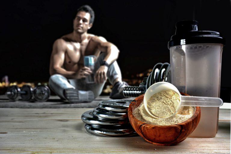 Protein for better regeneration!