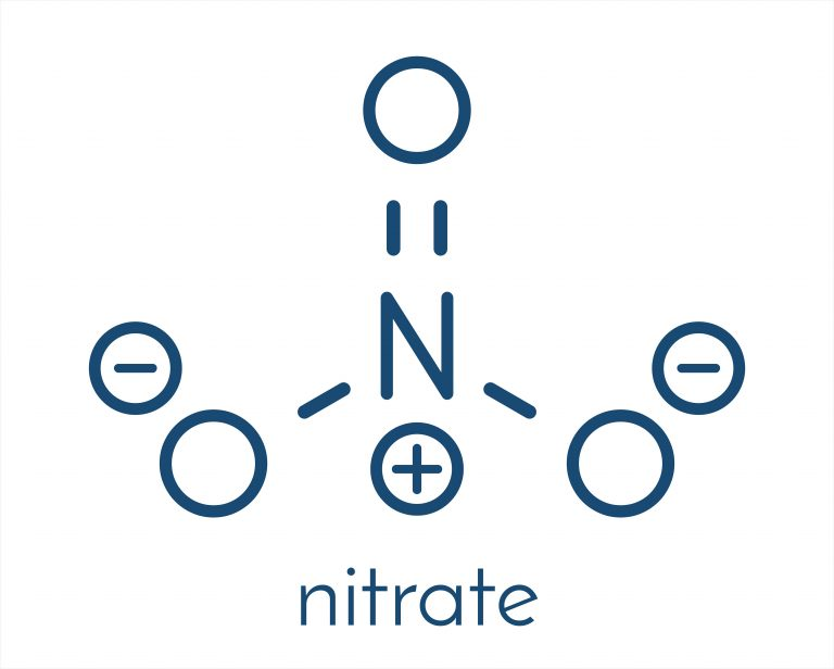 The good side of nitrates
