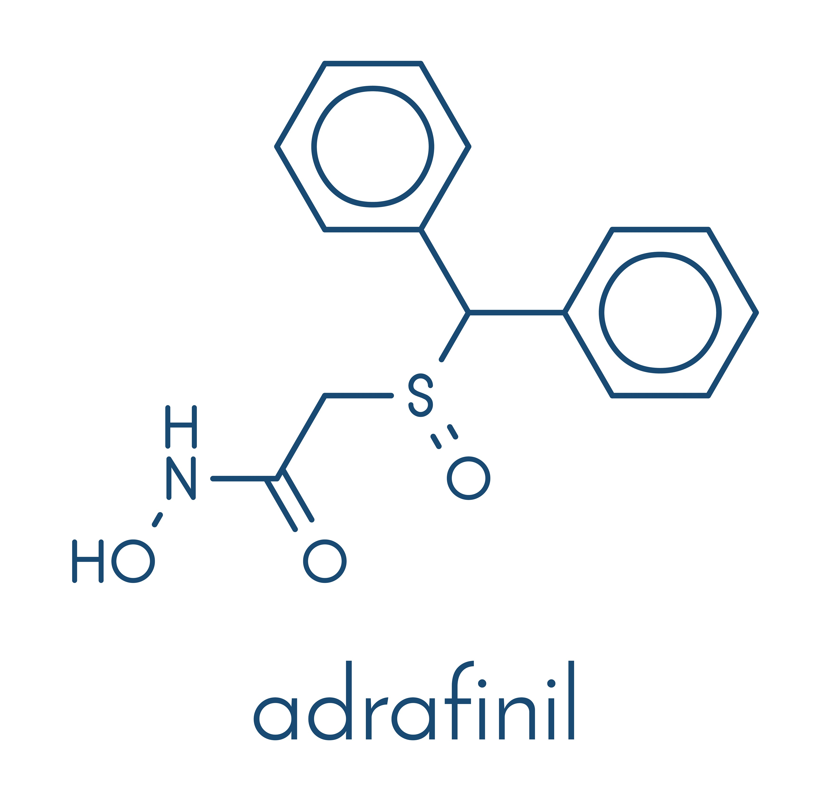 Adrafinil - chemical structure