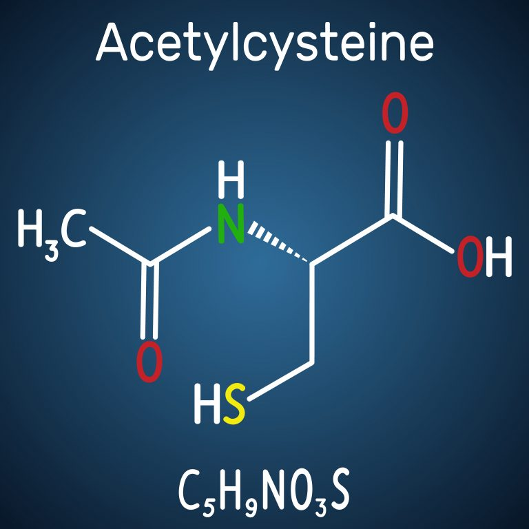 25 CONFIRMED health benefits of N-acetylcysteine (NAC)!