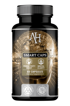 Smart Caps from Apollo Hegemony is a combination of caffeine, theanine and theacrine in optimal proportion