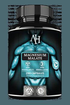 Recommended Magnesium Malate - Apollo's Hegemony Magnesium Malate