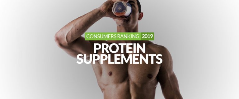 Best protein supplements – NEW 2019 ranking !!!