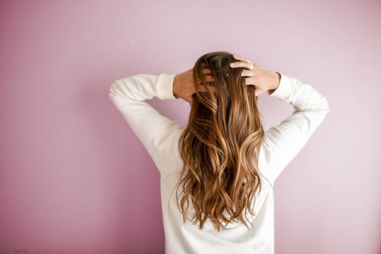 Food and nutrients to support healthy hair