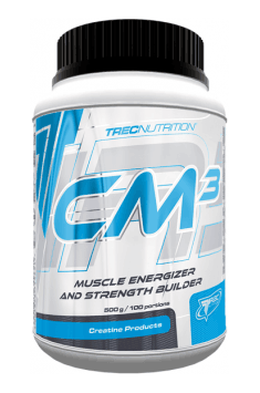 Cheap and effective creatine malate? CM3 from Trec Nutrition is the answer!