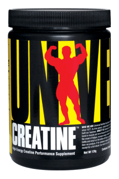 Creatine Powder from Universal Nutrition - sure brand and sure product