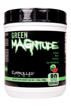 Green Magnitude is creatine with probably the best taste out there (personal though, certainly)