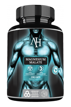 Magnesium Malate from Apollo Hegemony should be the optimal choice to supplement magnesium in its bioactive form!