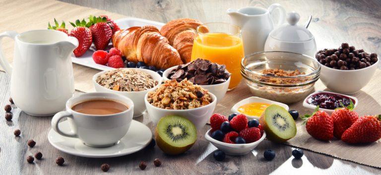The best breakfast