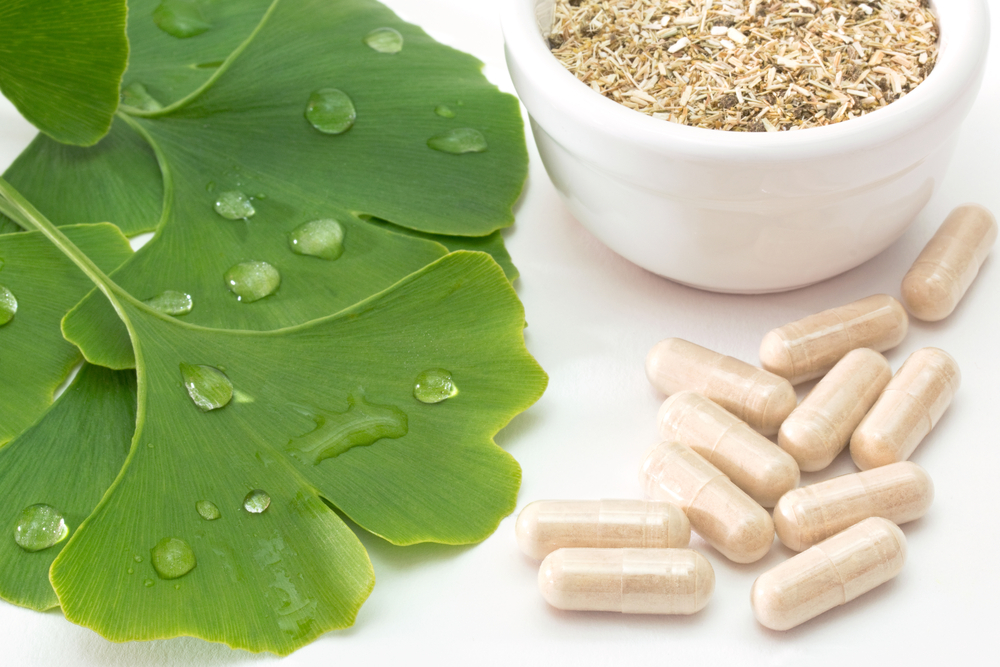 Ginkgo Biloba is mainly used as an extract from its leaves