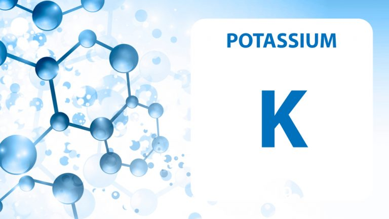 Potassium – is it so important?