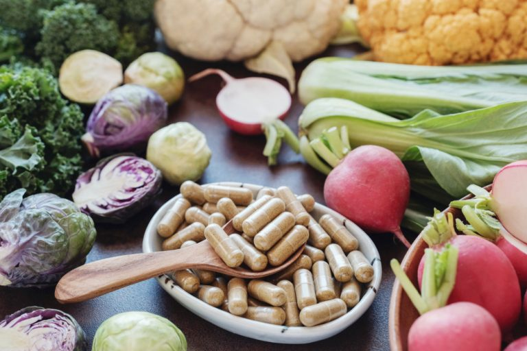 Top 5 supplements while on a ketogenetic diet