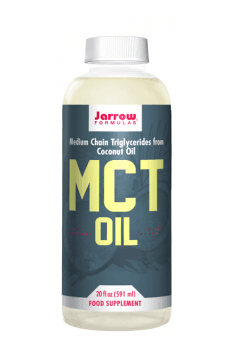 MCT Oil from Jarrow Formula - my personal recommendation!