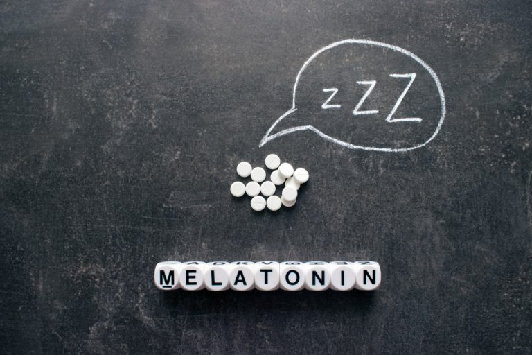 Does the melatonin hangover affect training results?