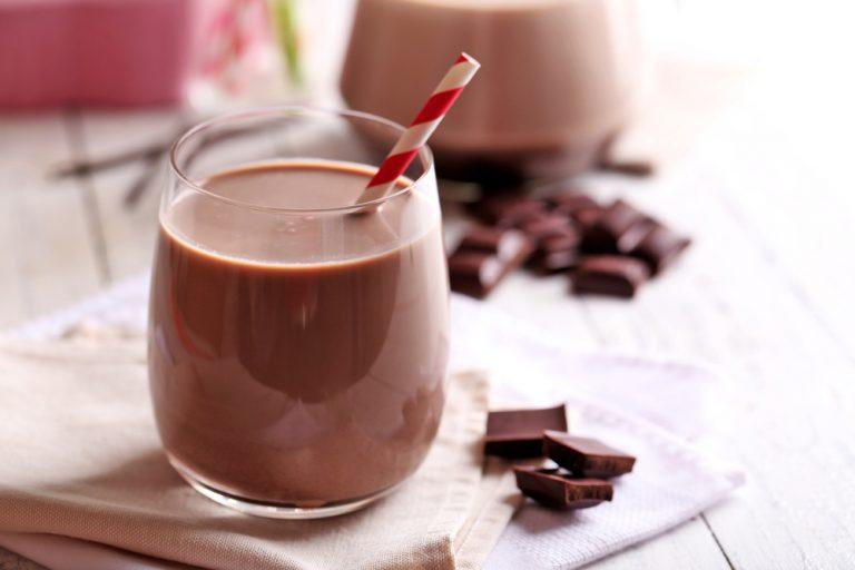 Anabolic chocolate milk?