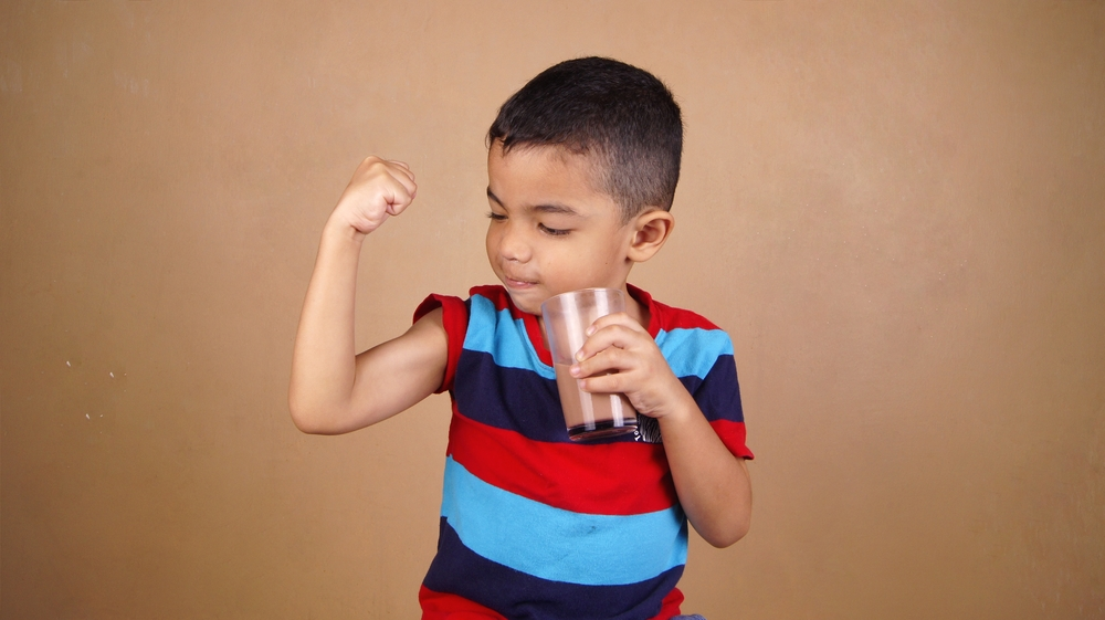 Chocolate milk for muscle growth? Why not!