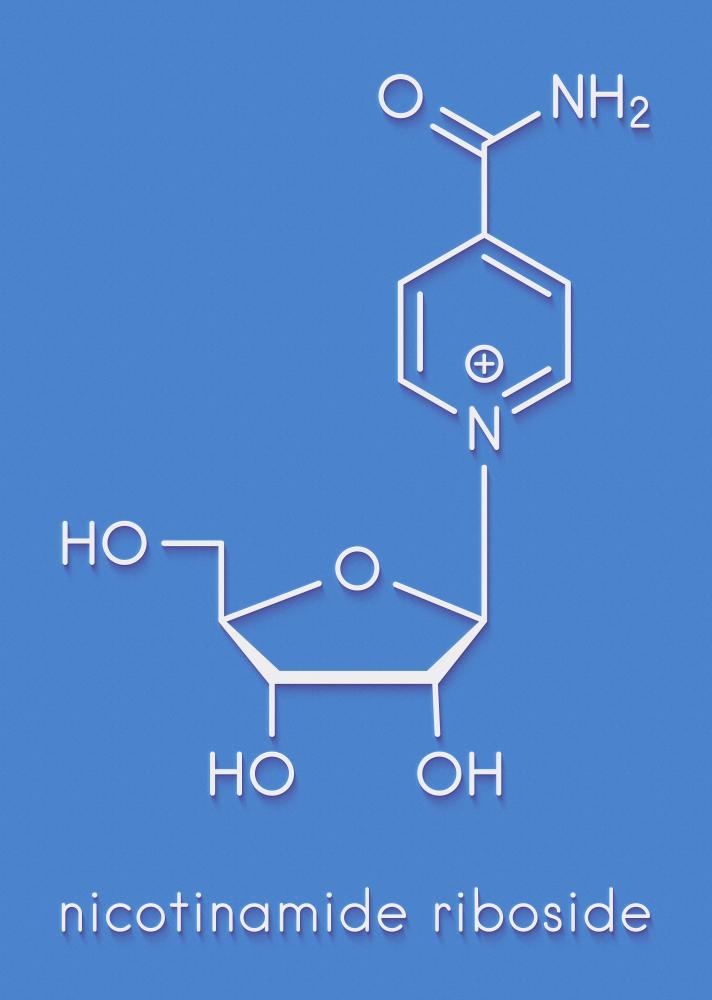 Nicotinamide Riboside chemical formula