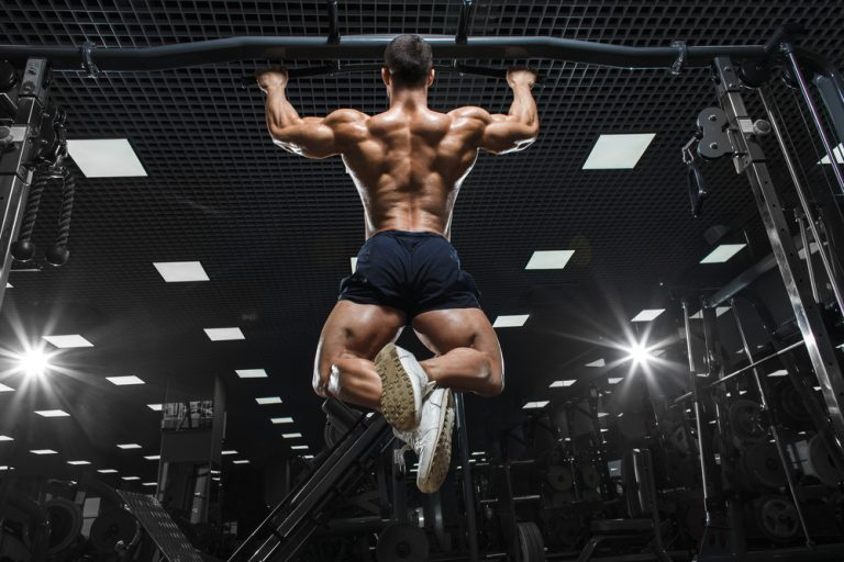 Build Up Your Pull-Ups