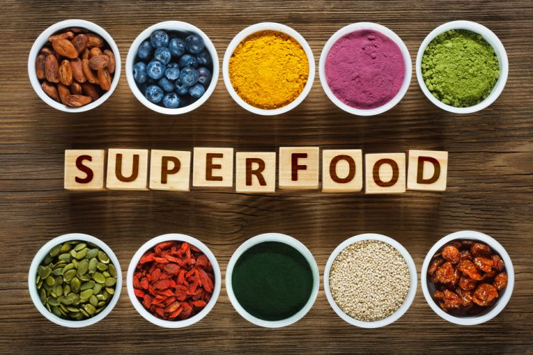 How to deal with superfoods?