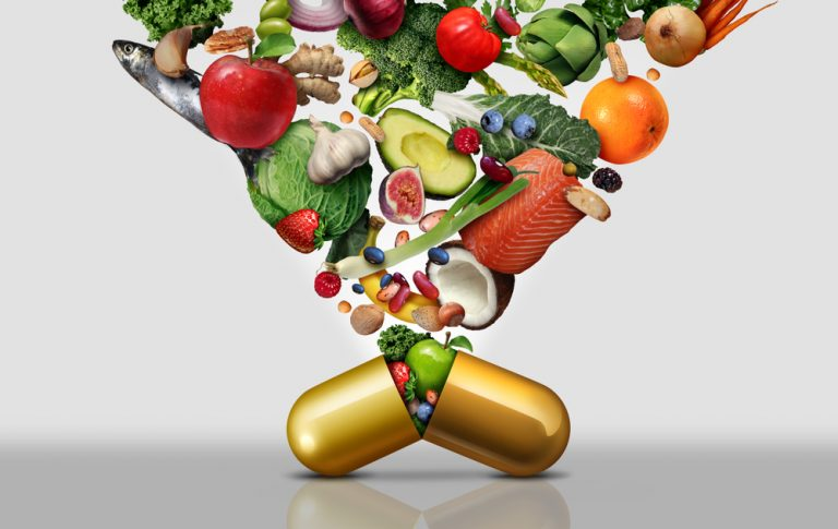 Can you supplement an unhealthy diet?