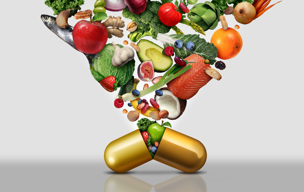 Supplements and diet