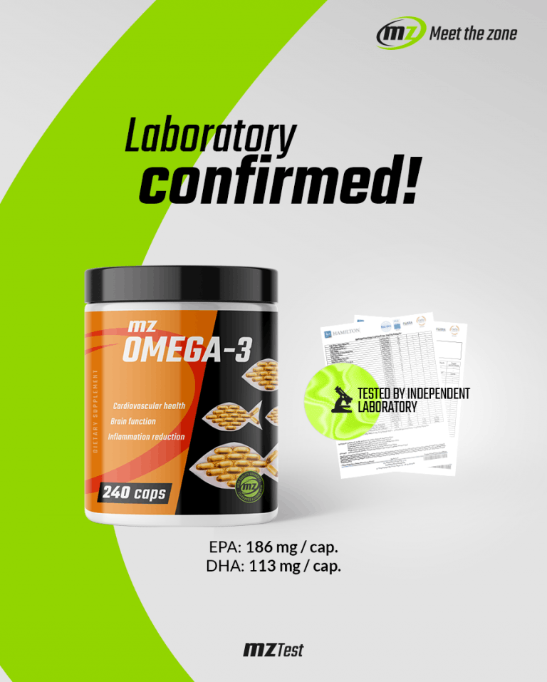 #6 Supplements review – MZ Store Omega 3