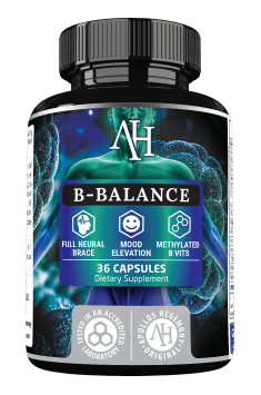 A set of B vitamins in effective doses and forms!