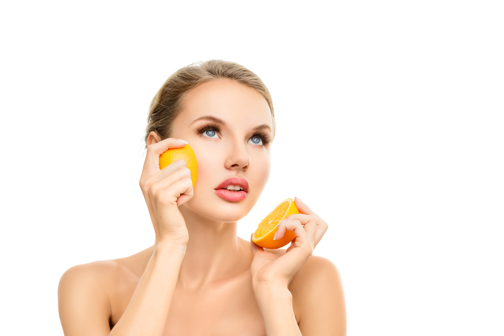 Vitamin C can be a huge friend for your skin!
