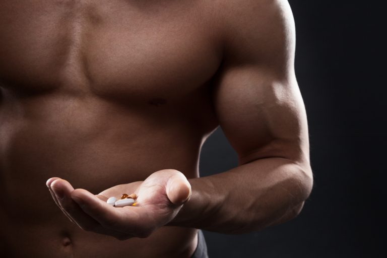 Which vitamins are essential for muscle growth?