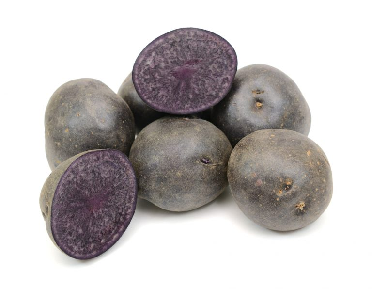 Purple potatoes – nutritional properties and values