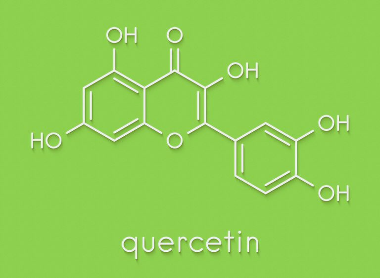 Can quercetin control my allergies?