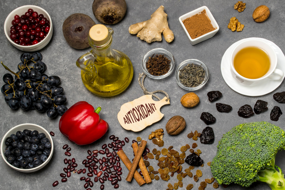 Antioxidants should be a staple in your diet!