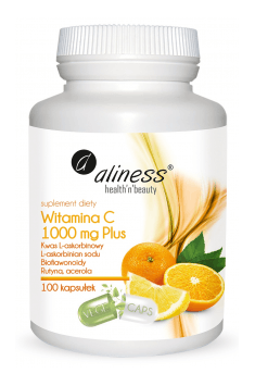 Cheap and effective - that's Vitamin C from Aliness!