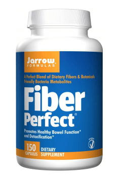 If you are looking for optimal way to supplement fiber - Fiber Perfect from Jarrow Formulas is should (as the name says!) be perfect choice!